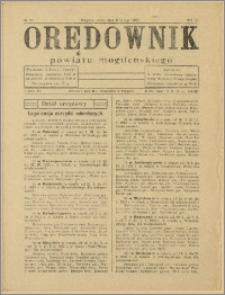 Orędownik Powiatu Mogileńskiego, 1933, Nr 15