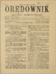 Orędownik Powiatu Mogileńskiego, 1933, Nr 16