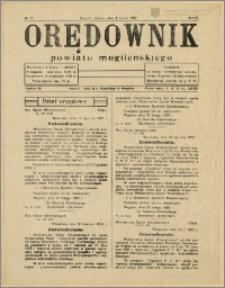 Orędownik Powiatu Mogileńskiego, 1933, Nr 18