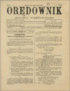 Orędownik Powiatu Mogileńskiego, 1933, Nr 19