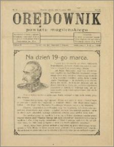Orędownik Powiatu Mogileńskiego, 1933, Nr 22