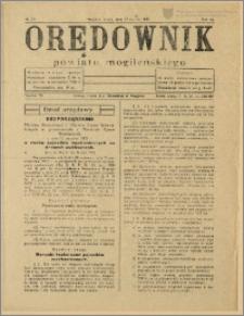 Orędownik Powiatu Mogileńskiego, 1933, Nr 23