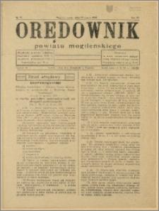 Orędownik Powiatu Mogileńskiego, 1933, Nr 25