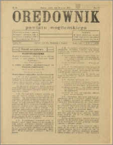 Orędownik Powiatu Mogileńskiego, 1933, Nr 26