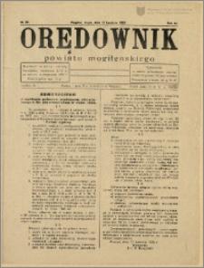 Orędownik Powiatu Mogileńskiego, 1933, Nr 29