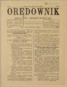 Orędownik Powiatu Mogileńskiego, 1933, Nr 30