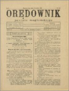 Orędownik Powiatu Mogileńskiego, 1933, Nr 31