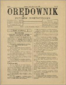 Orędownik Powiatu Mogileńskiego, 1933, Nr 36