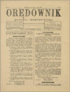 Orędownik Powiatu Mogileńskiego, 1933, Nr 37