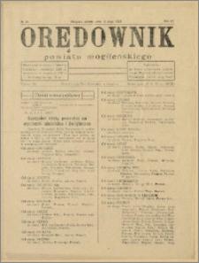 Orędownik Powiatu Mogileńskiego, 1933, Nr 38