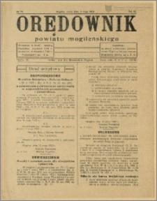 Orędownik Powiatu Mogileńskiego, 1933, Nr 39