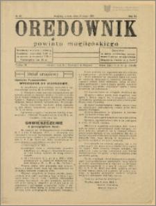 Orędownik Powiatu Mogileńskiego, 1933, Nr 40