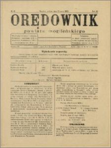 Orędownik Powiatu Mogileńskiego, 1933, Nr 42