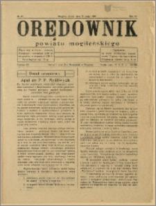 Orędownik Powiatu Mogileńskiego, 1933, Nr 43