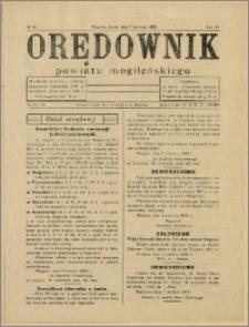 Orędownik Powiatu Mogileńskiego, 1933, Nr 45