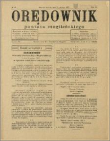 Orędownik Powiatu Mogileńskiego, 1933, Nr 46