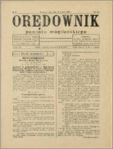 Orędownik Powiatu Mogileńskiego, 1933, Nr 47
