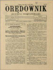 Orędownik Powiatu Mogileńskiego, 1933, Nr 49