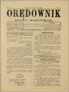 Orędownik Powiatu Mogileńskiego, 1933, Nr 57