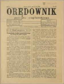 Orędownik Powiatu Mogileńskiego, 1933, Nr 58
