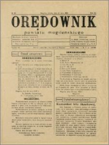 Orędownik Powiatu Mogileńskiego, 1933, Nr 60