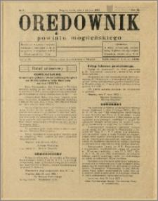 Orędownik Powiatu Mogileńskiego, 1933, Nr 61