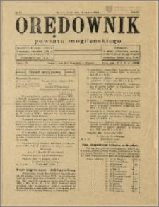 Orędownik Powiatu Mogileńskiego, 1933, Nr 65