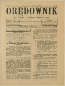 Orędownik Powiatu Mogileńskiego, 1933, Nr 69