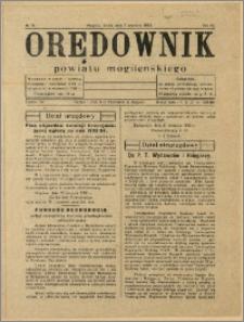 Orędownik Powiatu Mogileńskiego, 1933, Nr 70