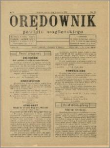 Orędownik Powiatu Mogileńskiego, 1933, Nr 72