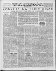 Wiadomości, R. 16 nr 7 (776), 1961
