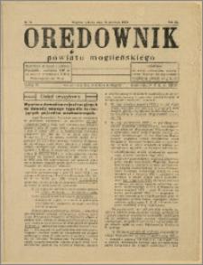 Orędownik Powiatu Mogileńskiego, 1933, Nr 74