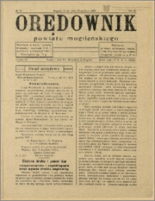 Orędownik Powiatu Mogileńskiego, 1933, Nr 75