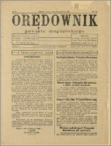 Orędownik Powiatu Mogileńskiego, 1933, Nr 78