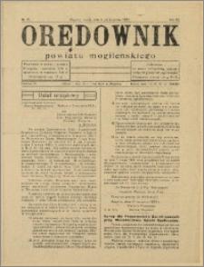 Orędownik Powiatu Mogileńskiego, 1933, Nr 79