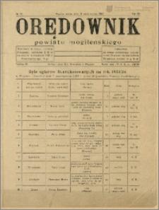 Orędownik Powiatu Mogileńskiego, 1933, Nr 83