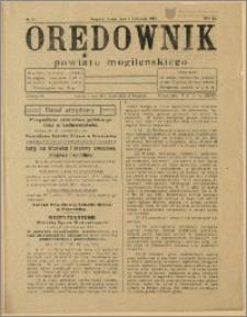 Orędownik Powiatu Mogileńskiego, 1933, Nr 87