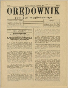 Orędownik Powiatu Mogileńskiego, 1933, Nr 88
