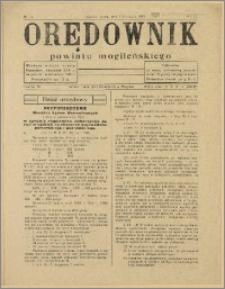 Orędownik Powiatu Mogileńskiego, 1933, Nr 89
