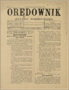 Orędownik Powiatu Mogileńskiego, 1933, Nr 91