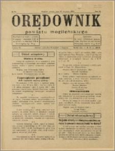 Orędownik Powiatu Mogileńskiego, 1933, Nr 92