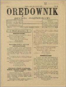 Orędownik Powiatu Mogileńskiego, 1933, Nr 97