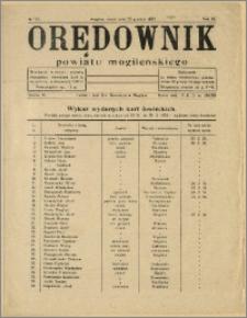 Orędownik Powiatu Mogileńskiego, 1933, Nr 101
