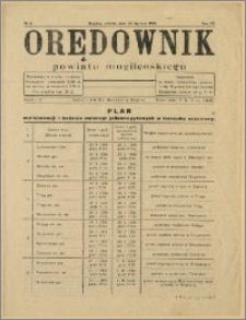 Orędownik Powiatu Mogileńskiego, 1934, Nr 6