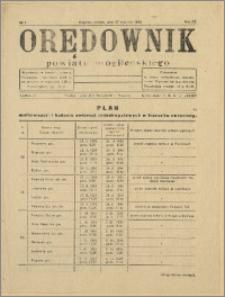 Orędownik Powiatu Mogileńskiego, 1934, Nr 8