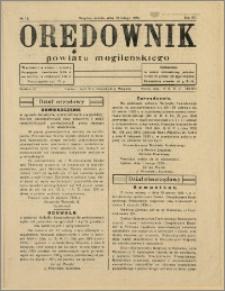 Orędownik Powiatu Mogileńskiego, 1934, Nr 12