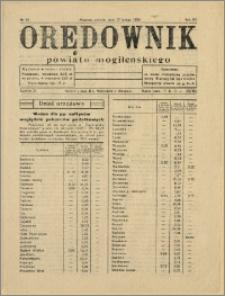 Orędownik Powiatu Mogileńskiego, 1934, Nr 14